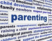 Parenting educational message design