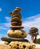 Zen Pebbles Simplicity in Inspiration