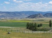 Top land of the Chilcotin