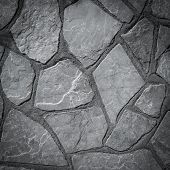 Very Old Stone Wall Texture