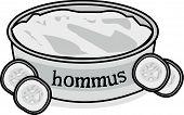 Hommus dip