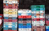 Fish Crates Plastic Boxes