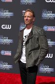 LOS ANGELES - AUG 1:  Ian Ziering arrives at the 2013 Young Hollywood Awards at the Broad Stage on A