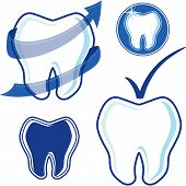 dental vector clip art