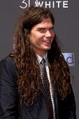 LOS ANGELES - AUG 1:  Matthew Mosshart arrives at the 2013 Young Hollywood Awards at the Broad Stage