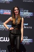 LOS ANGELES - AUG 1:  Laura Marano arrives at the 2013 Young Hollywood Awards at the Broad Stage on