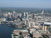 Aerial Of Tampa,fl1
