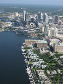 Aerial Of Tampa