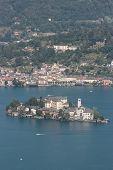 San Giulio Lake Orta