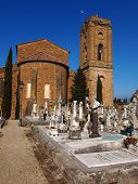 foto of salvatore  - Florence Cementary next to Baslica di San Salvatore al Monte - JPG