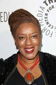 CCH Pounder at the Paley Center for Media 2013 Benefit Gala, 20th Century Fox Studios, Los Angeles,
