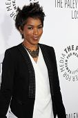 Angela Bassett at the Paley Center for Media 2013 Benefit Gala, 20th Century Fox Studios, Los Angele