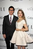 Andy Samberg at the Elle 20th Annual