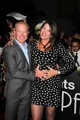 Neal McDonough and Ruve McDonough at the