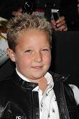 Jackson Nicoll at the