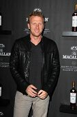 Kevin McKidd at the Macallan Masters of Photography Featuring Elliott Erwitt, Leica Gallery, Los Ang
