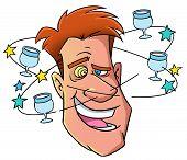 Funny Drunk Man