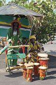 Caribbean Musician, Roseau, Dominica