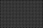 Texture Of An Interlacing On A Black Background