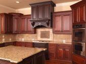 Luxury Home Kitchen Center Island