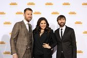 LOS ANGELES - JAN 14:  Lady Antebellum at the 50th Sports Illustrated Swimsuit Issue at Dolby Theatr