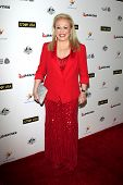 LOS ANGELES - JAN 11:  Jacki Weaver at the  2014 G'Day USA Los Angeles Black Tie Gala at JW Marriott