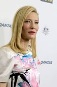 LOS ANGELES - JAN 11:  Cate Blanchett at the  2014 G'Day USA Los Angeles Black Tie Gala at JW Marrio