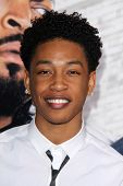 LOS ANGELES - JAN 13:  Jacob Latimore at the