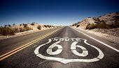 Famous Route 66