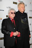 LOS ANGELES - JAN 11:  Air Supply at the  2014 G'Day USA Los Angeles Black Tie Gala at JW Marriott H
