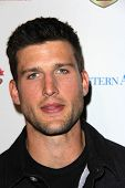 LOS ANGELES - JAN 5:  Parker Young at the BCS National Championship Party at Pasadena Convention Cen