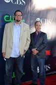LOS ANGELES - JUL 17:  Penn Jilette, Teller aka Raymond Joseph Teller at the CBS TCA July 2014 Party
