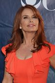 LOS ANGELES - JUL 17:  Roma Downey at the CBS TCA July 2014 Party at the Pacific Design Center on Ju