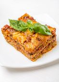 picture of lasagna  - Classic Meat  - JPG