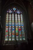Ghent church window