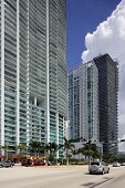 pic of highrises  - MIAMI  - JPG
