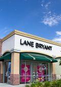 Lane Bryant Store Exterior