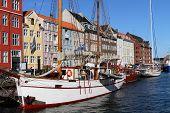 Nyhavn of Copenhagen