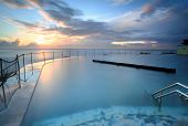 Sunrise Bronte Baths Australia
