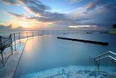 Sunrise Bronte Baths Australia