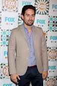 LOS ANGELES - JUL 20:  Ed Weeks at the FOX TCA July 2014 Party at the Soho House on July 20, 2014 in