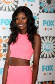 LOS ANGELES - JUL 20:  Xosha Roquemore at the FOX TCA July 2014 Party at the Soho House on July 20, 2014 in West Hollywood, CA