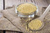 Portion Of Millet