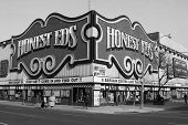 Honest Eds Department Store During The Day