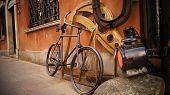 Vintage on the street