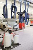 automatic replacement of antifreeze