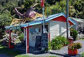 Waipapa Bay Crayfish Restaurant & Shop, Kaikoura