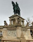 Saint Istvan Monument - Budapest, Hungary