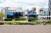 ICC and Symphony Hall, Birmingham.