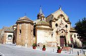 Campillos church.